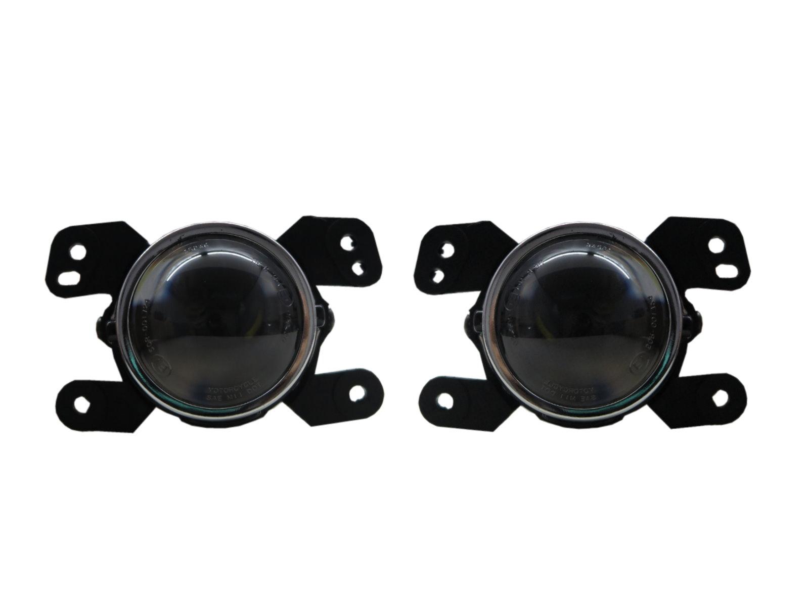 300/300C MK1 2005-2010 Sedan/Wagon 4D/5D Projector Fog Light Black for CHRYSLER