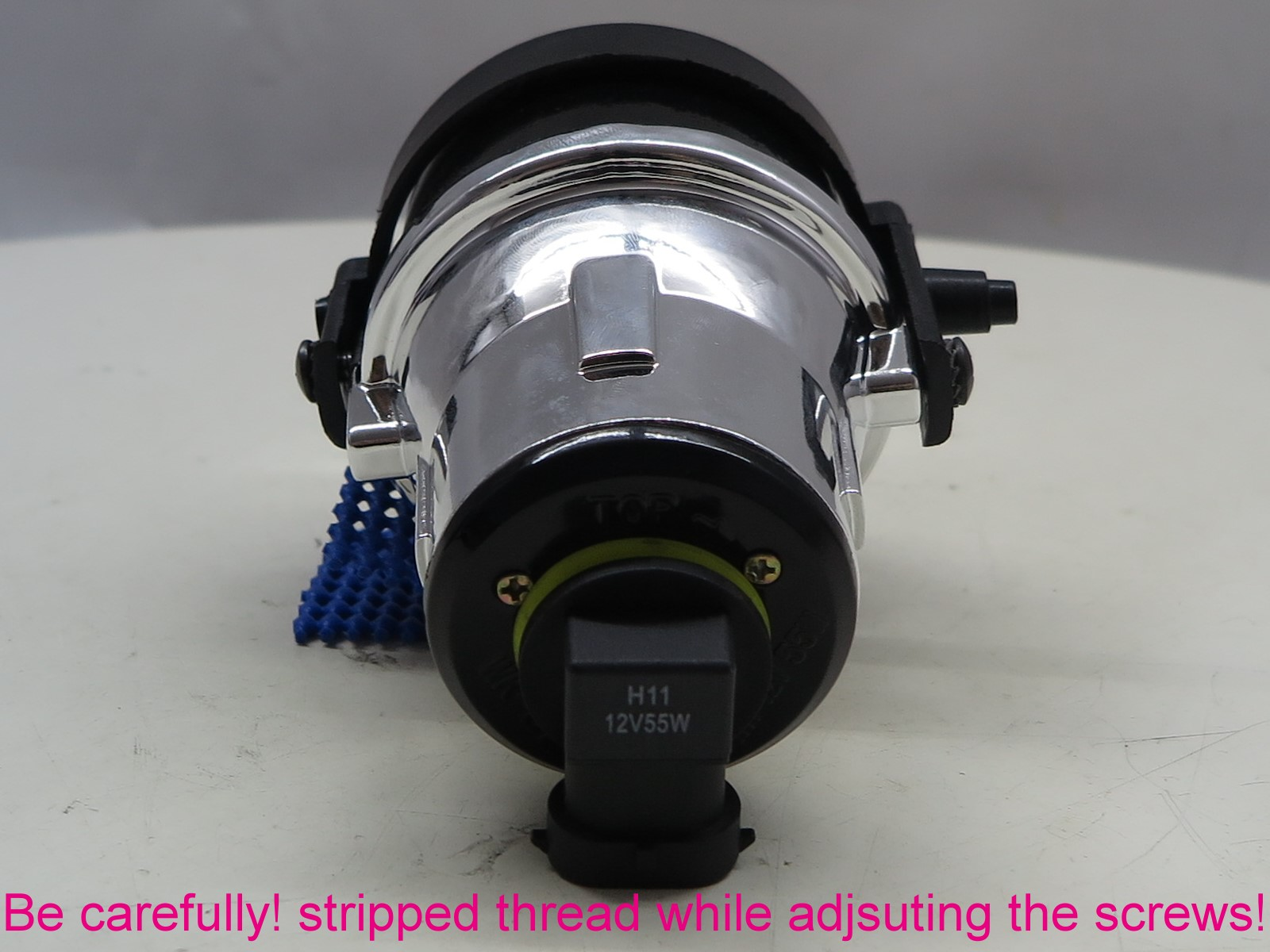 thumbnail 3 - MAZDA5 CREW/CR3W MK2 2012-Present Minivan 5D Projector Fog Light Black for MAZDA