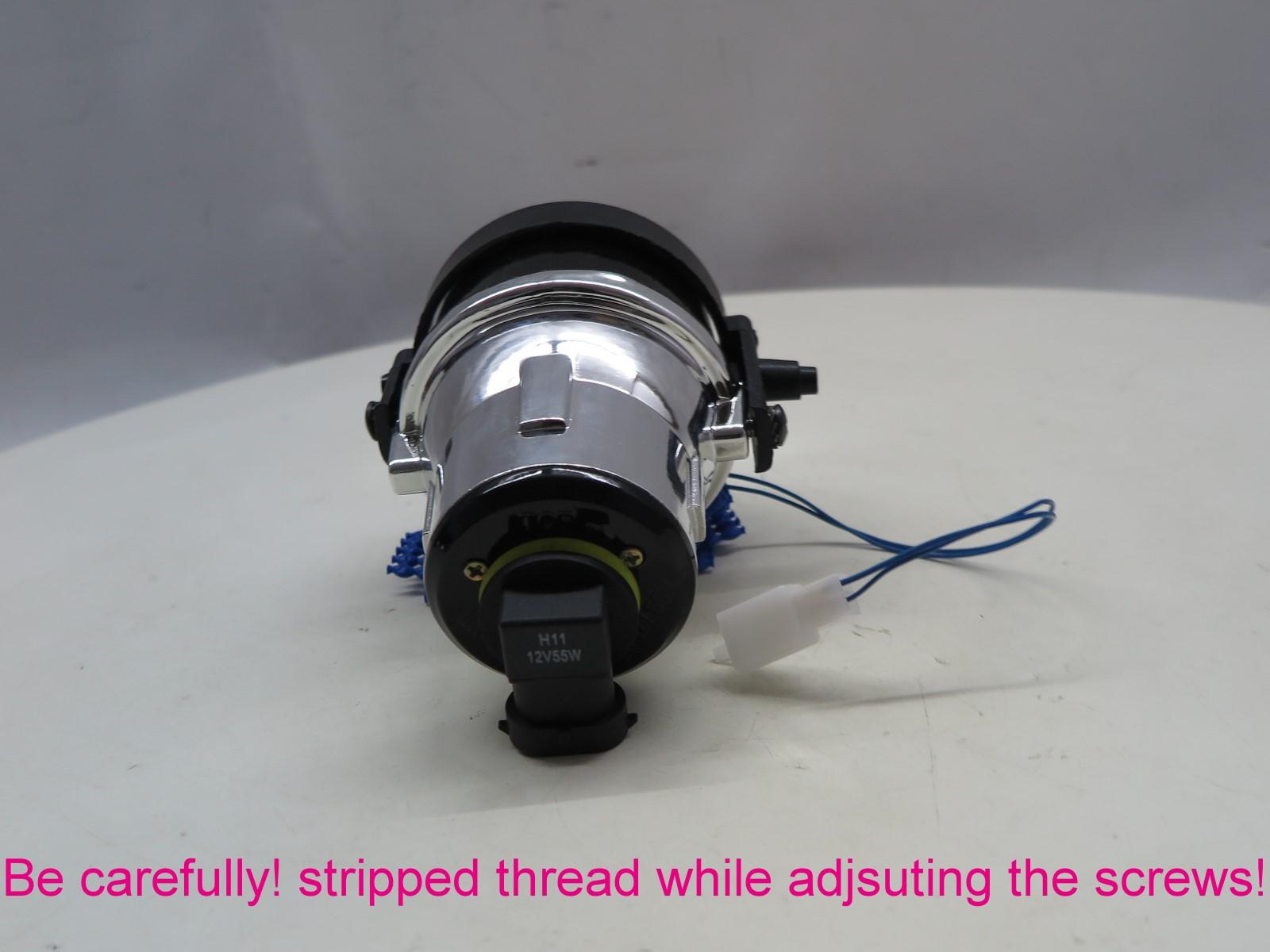 thumbnail 3 - CX-7 2007-2010 SUV 5D Projector Dual Beam Fog Light Black for MAZDA