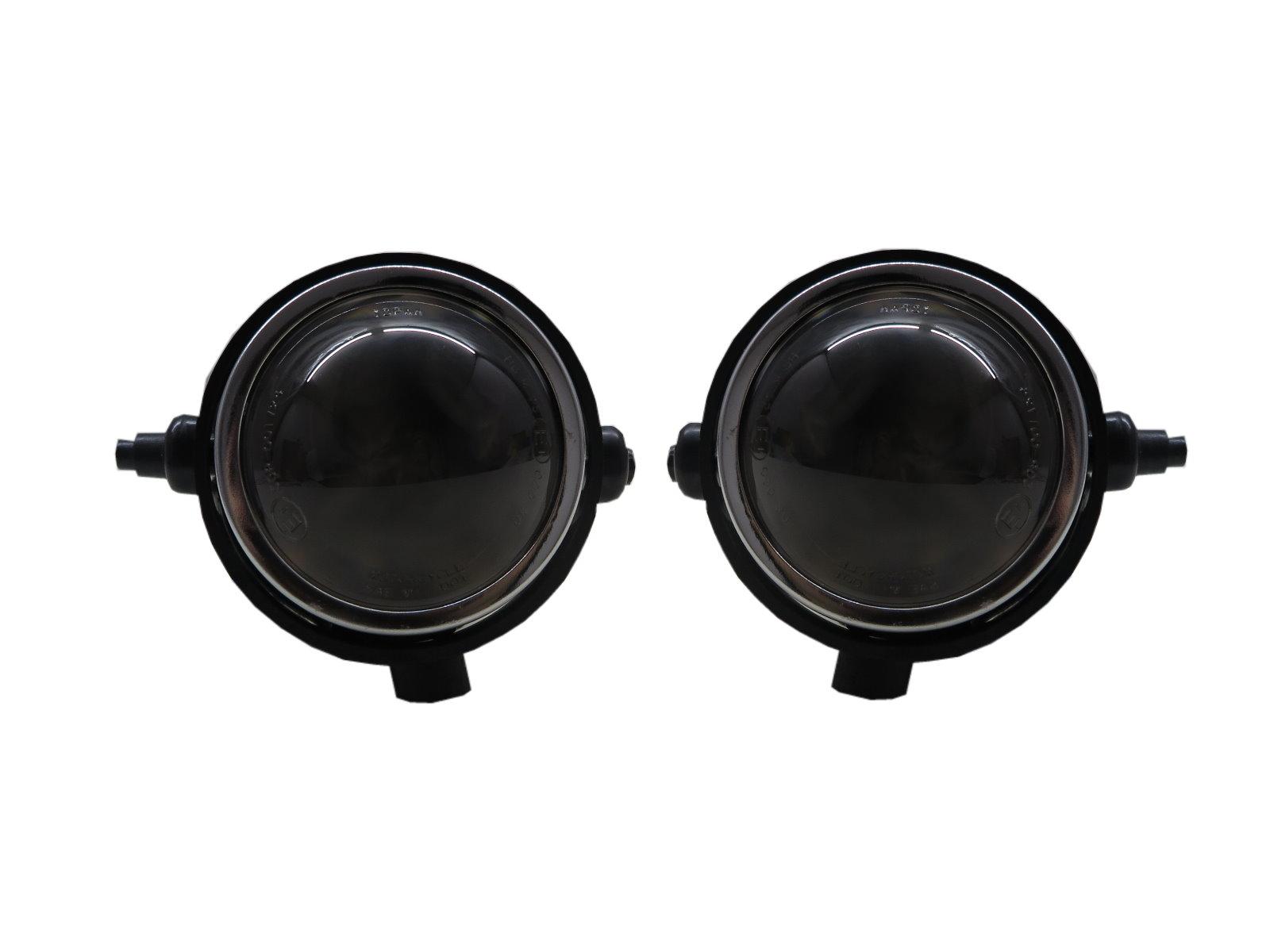 PREMACY MK3 2010-Present Minivan 5D Projector Fog Light Black for MAZDA