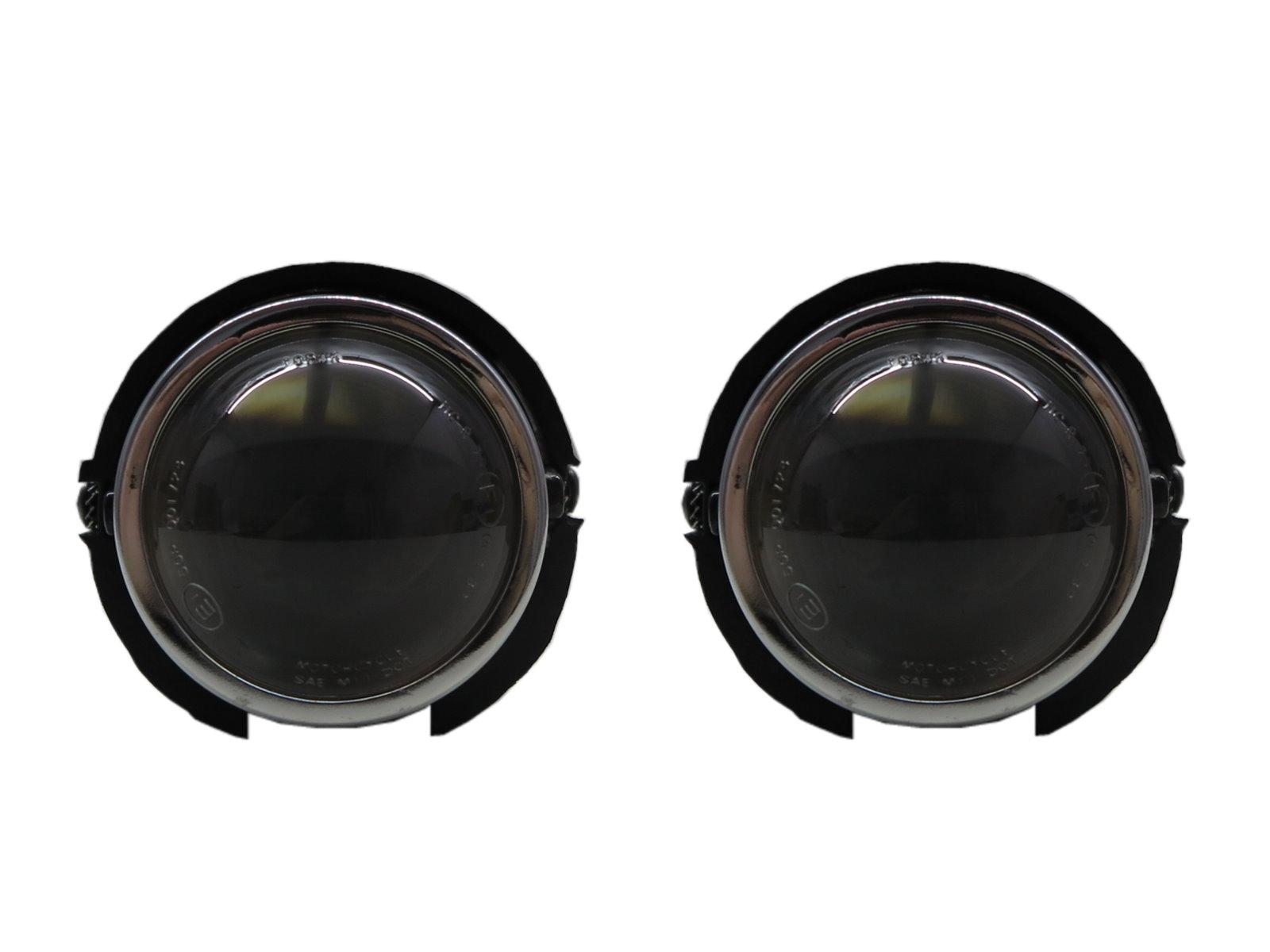 MURANO Z51 Second generation 08-14 SUV 5D Projector Fog Light Black for NISSAN
