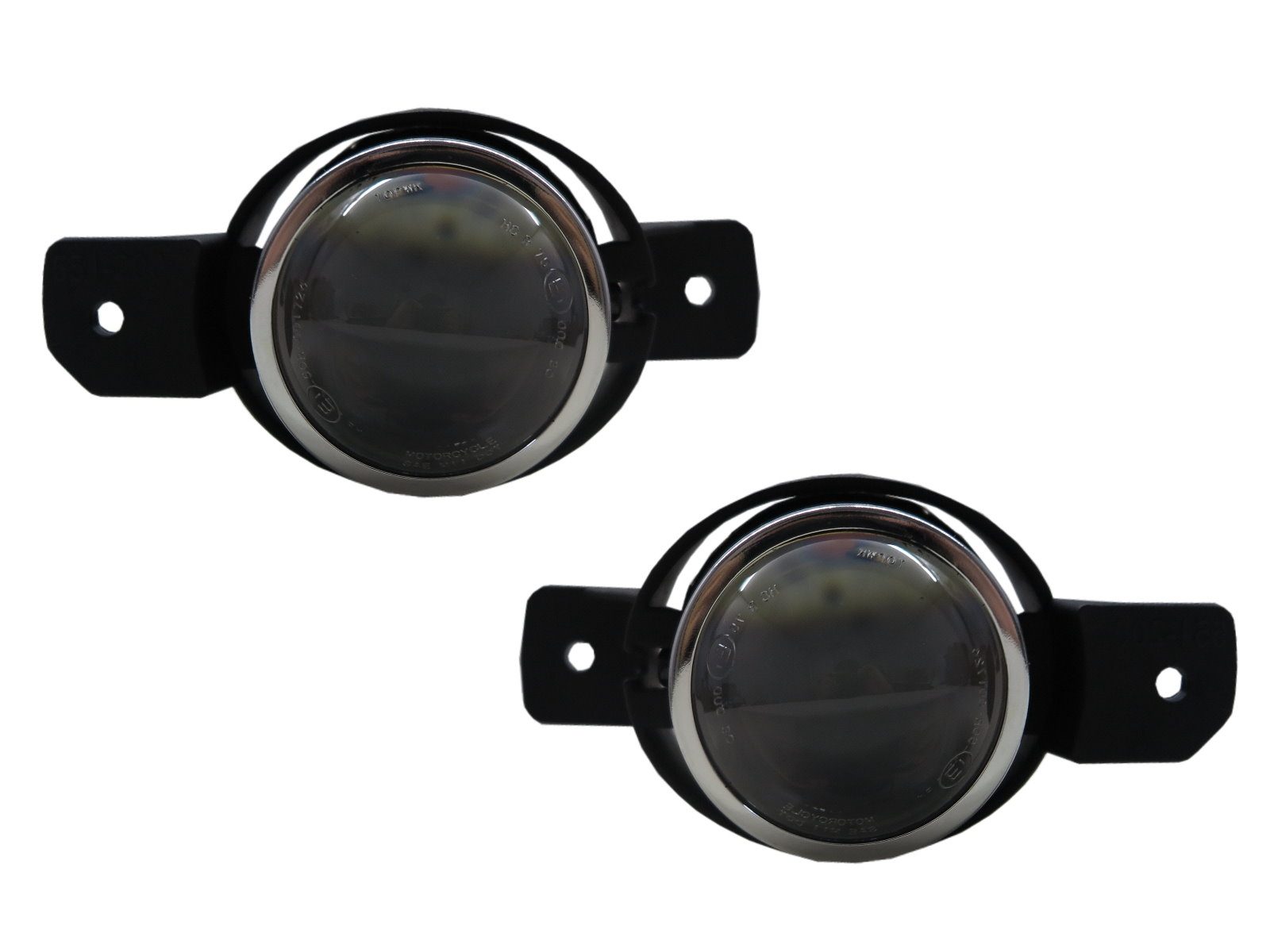 Sunny G10/N16 MK7 2012-2019 Sedan 4D Projector Fog Light Black for NISSAN