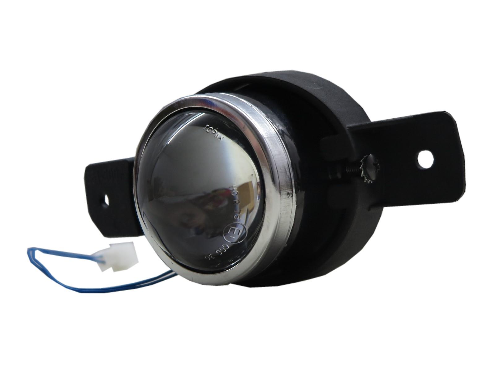 thumbnail 2 - VERSA N17 MK2 2012-2019 Sedan 4D Projector Dual Beam Fog Light Black for NISSAN