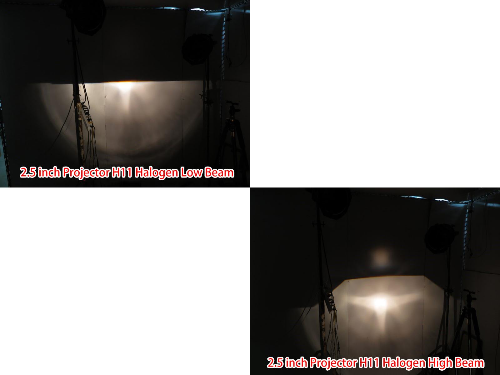 thumbnail 6 - VERSA N17 MK2 2012-2019 Sedan 4D Projector Dual Beam Fog Light Black for NISSAN