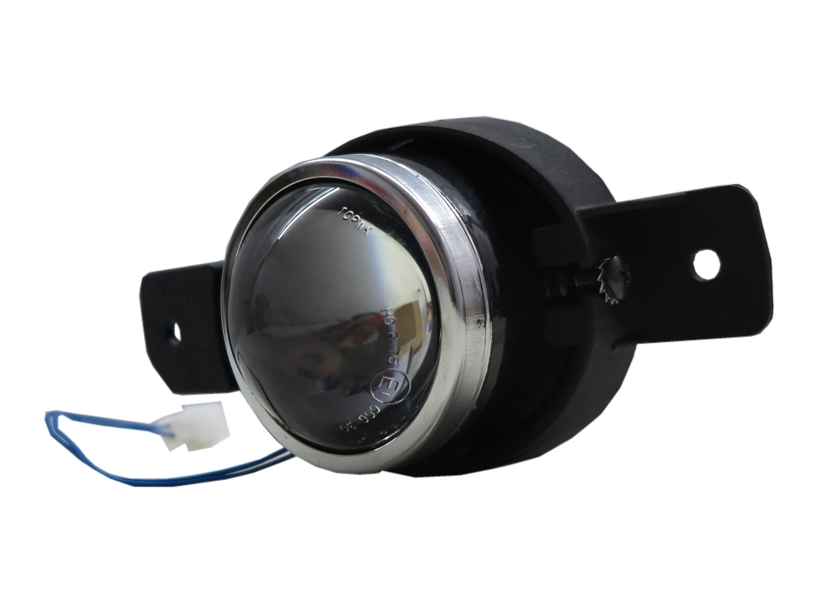 thumbnail 2 - Thalia MK2 08-13 Pre-Facelift 4D Projector Dual Beam Fog Light Black for RENAULT