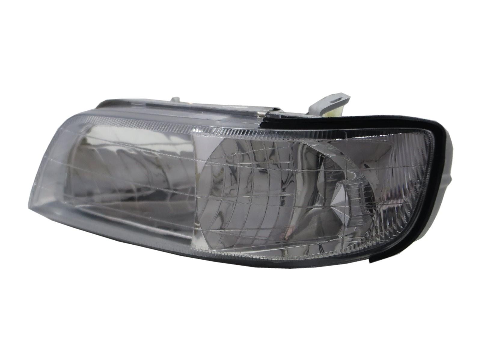 CEFIRO A32 1995-1998 Sedan 4D Crystal Headlight BLACK for NISSAN LHD