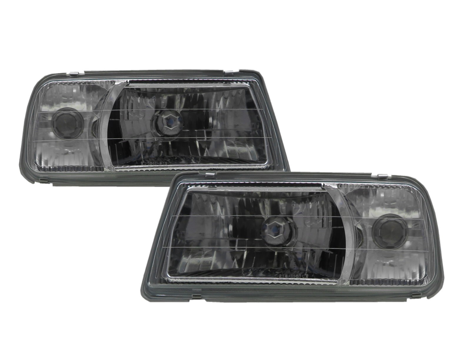 CrazyTheGod VITARA ET/TA First generation 1988-1998 Convertible/SUV 2D/3D/5D Clear Headlight Headlamp Chrome for SUZUKI LHD