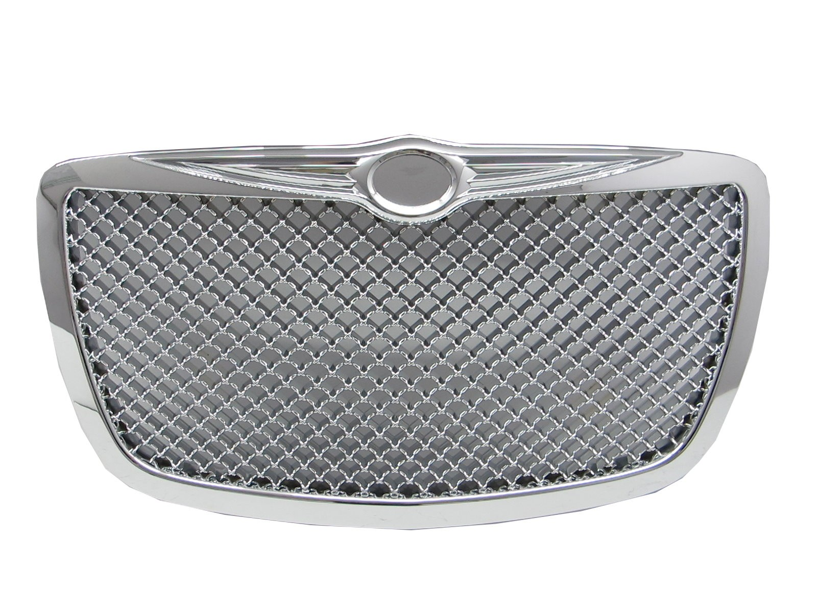 CrazyTheGod 300C 300 2005-2010 GRILLE/GRILL BENTLY STYLE CHROME for CHRYSLER