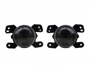 CrazyTheGod Journey 2009-2013 SUV 5D Projector Fog Light Lamp Black for DODGE