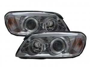 CrazyTheGod Winstorm 2006-2010 PRE-FACELIFT Wagon 5D Projector Headlight Headlamp Chrome for DAEWOO LHD