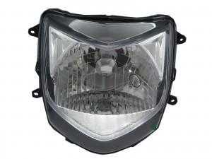 CrazyTheGod Cygnus 2002-2005 CRYSTAL Headlight Headlamp Asia Chrome for YAMAHA
